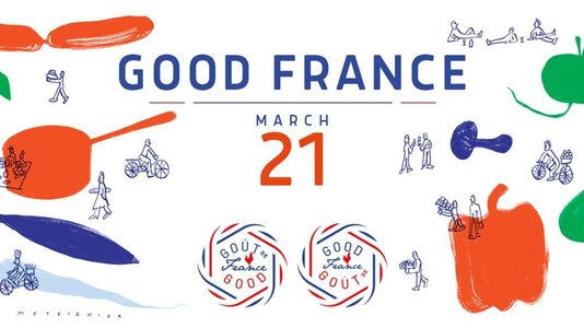 Goût de / Good France 2019: 21 March
