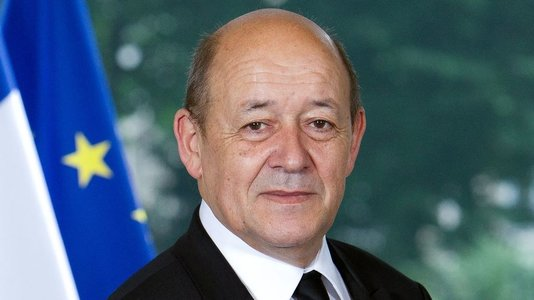 Speech by Mr Jean-Yves Le Drian, Minister for...