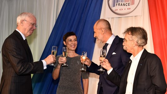 France honored for the 2018 edition of A Touch of France